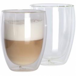 Szklanki do cappuccino 2 szt.