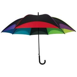 Parasol automatyczny, wielokolorowy