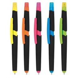 Długopis z zakreślaczem