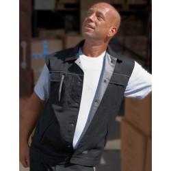 Bezrękawnik roboczy Contrast Work Vest