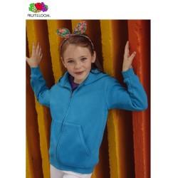 Dziecięca bluza z kapturem na zamek Classic