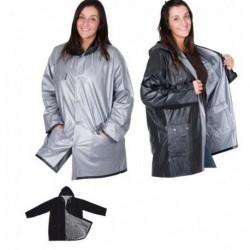 Dwustronny płaszcz przeciwdeszczowy
