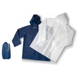 Płaszcz przeciwdeszczowy z materiału PEVA