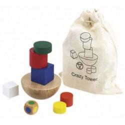 """Gra zręcznościowa """"Crazy Tower"""""""