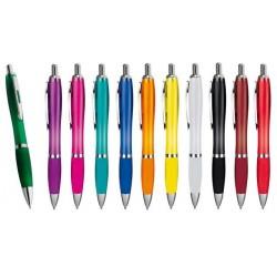 Długopis z miękką gumką