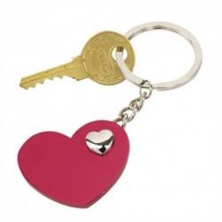 """Brelok na klucze """"Heart-in-heart"""""""