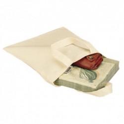 Mała torba bawełniana na zakupy