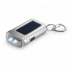 Breloczek z latarką na baterię słoneczną