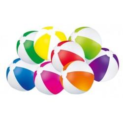Dwukolorowa piłka plażowa, średnia